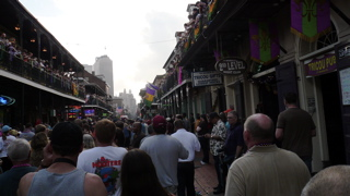 New Orleans Crowd