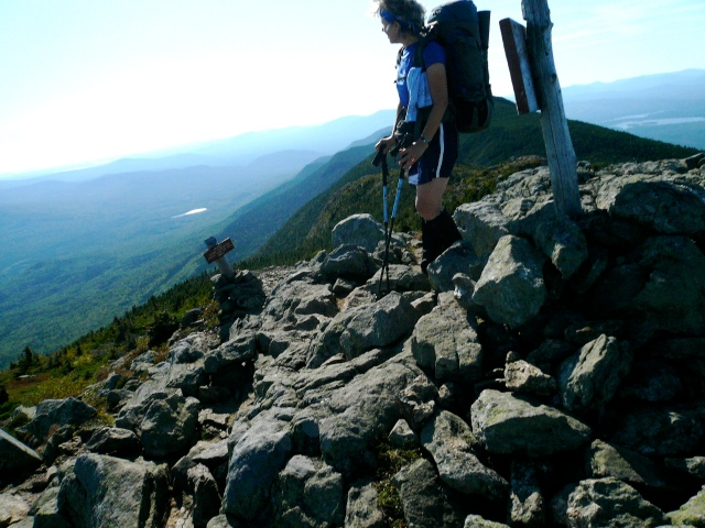 Summit Avery Peak