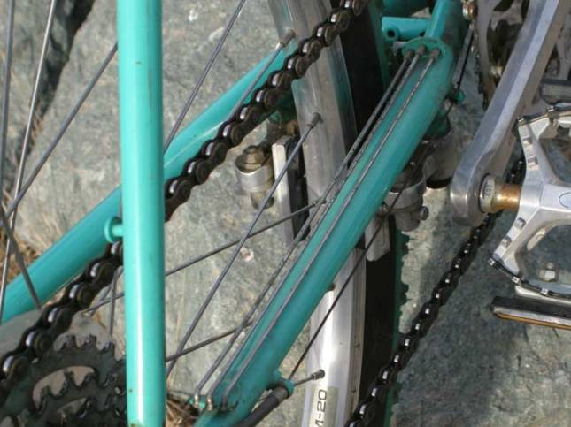 chainstay