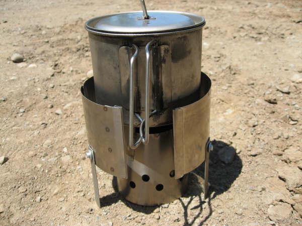 Bushcooker Light 2