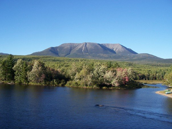 "Katahdin- 2007 photo by Will "" Bird Dawg"" Parkhouse"