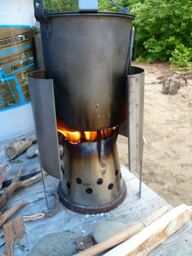 Backpacking Stove Review Bushcooker Titanium Lt 1 Tom
