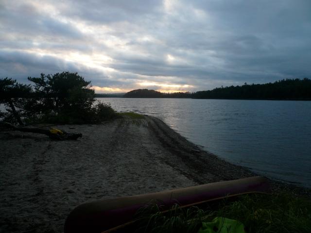 Sunrise from  Odgen Point