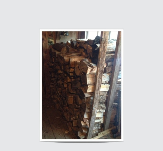 2,000 pounds dry hardwood = 90 gallons fuel oil, or 130 g propane