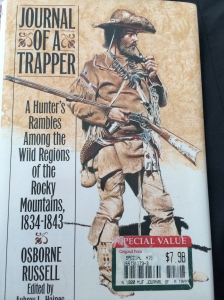 Diary of a Trapper