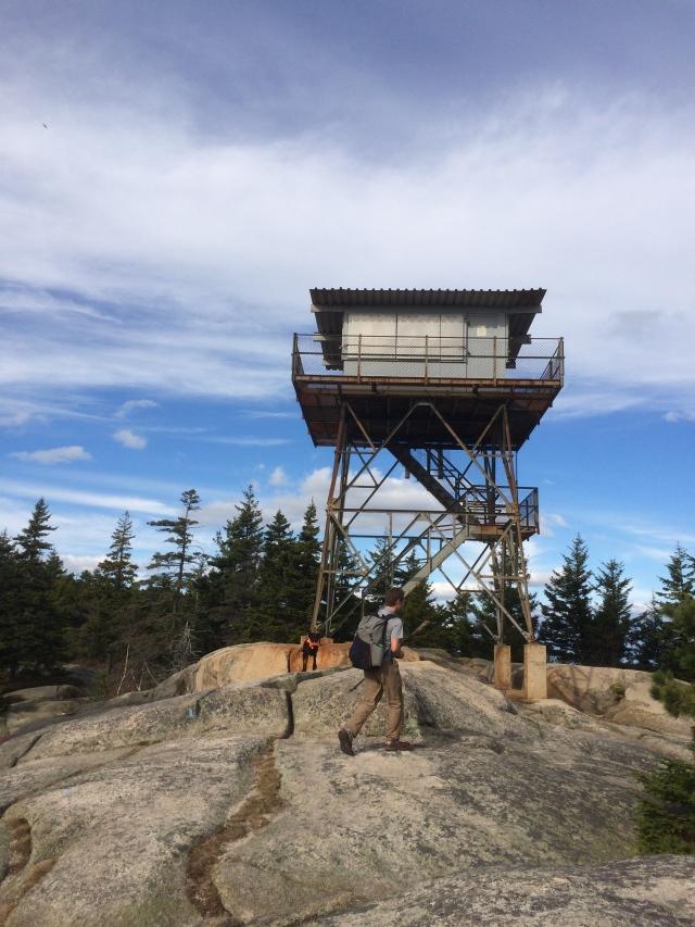Beech Mountain fire tower