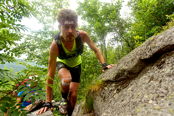 Scott Jurek; Photograph by Luis Escobar