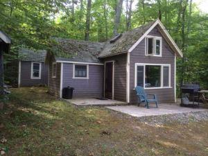UT's cabin