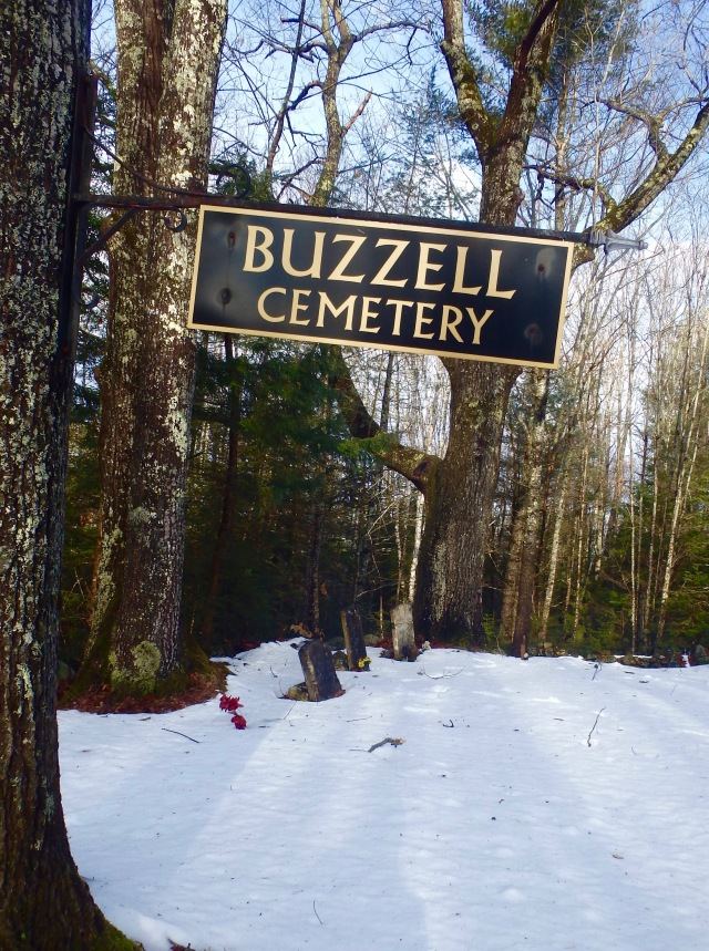 Buzzell Cemetary